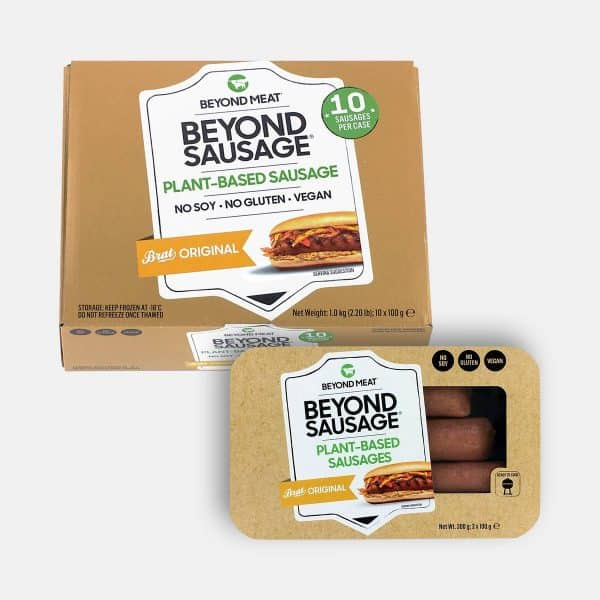 Beyond Meat Sausage