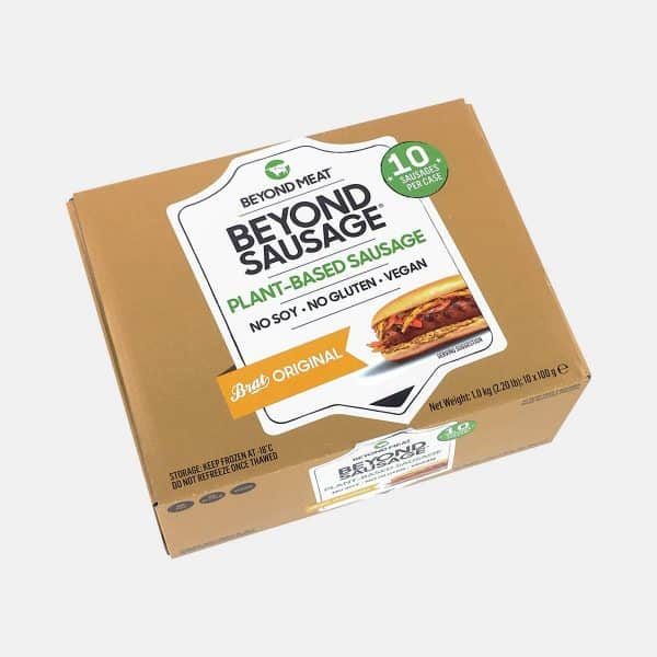 Beyond Meat Sausage 10 Pieces Pack