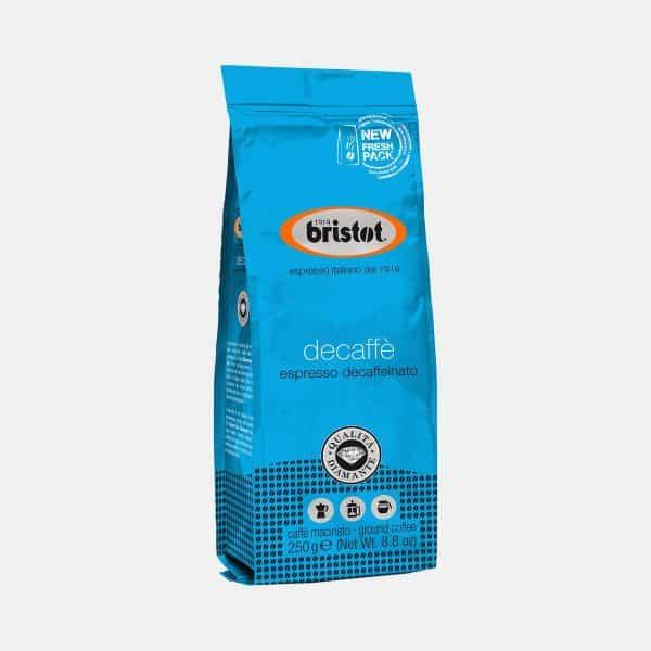 Bristot Decafe Espresso 250g