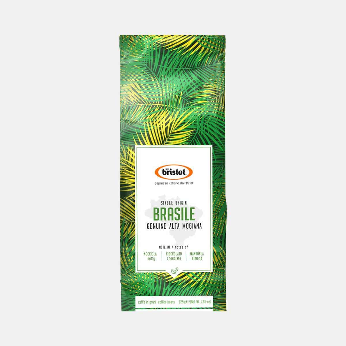 Bristot Espresso Single Origin Brasile 225g