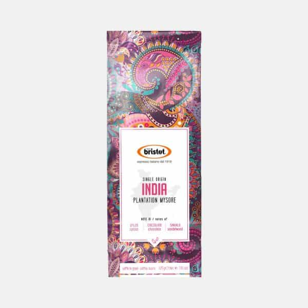 Bristot Espresso Single Origin India 225g