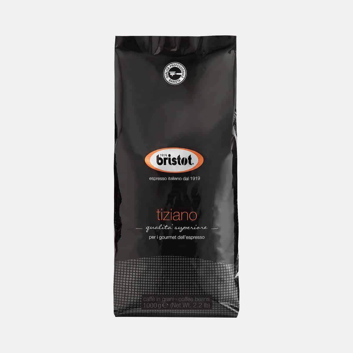 Bristot Espresso Tiziano 1kg
