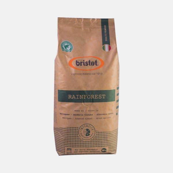 Bristot Rainforest Espresso Paper Bag