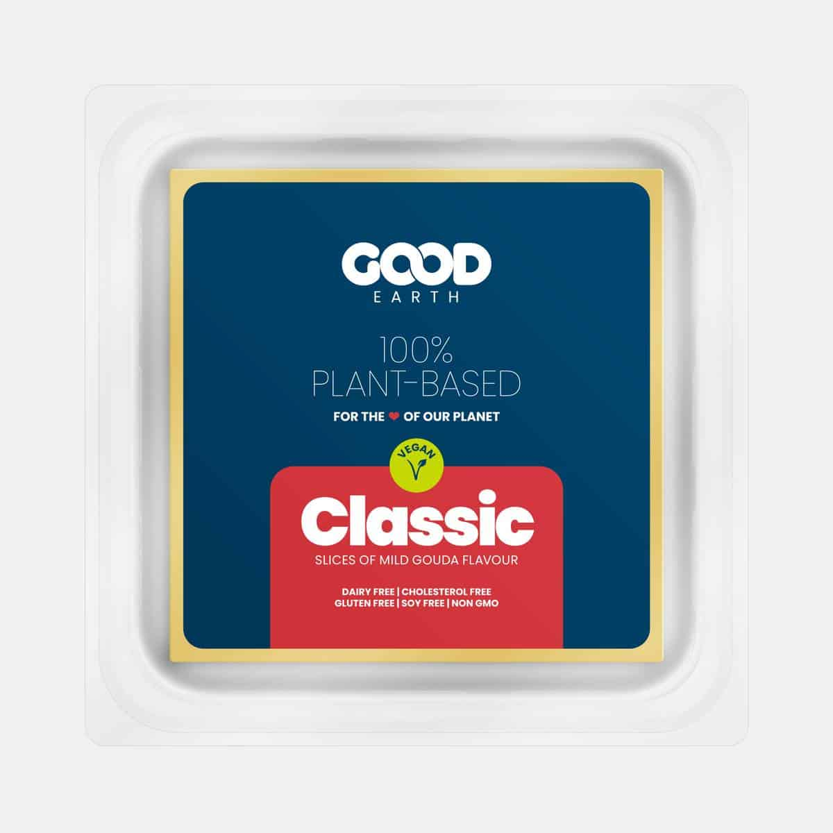 Good Earth Plant Based Classic Cheese 200g