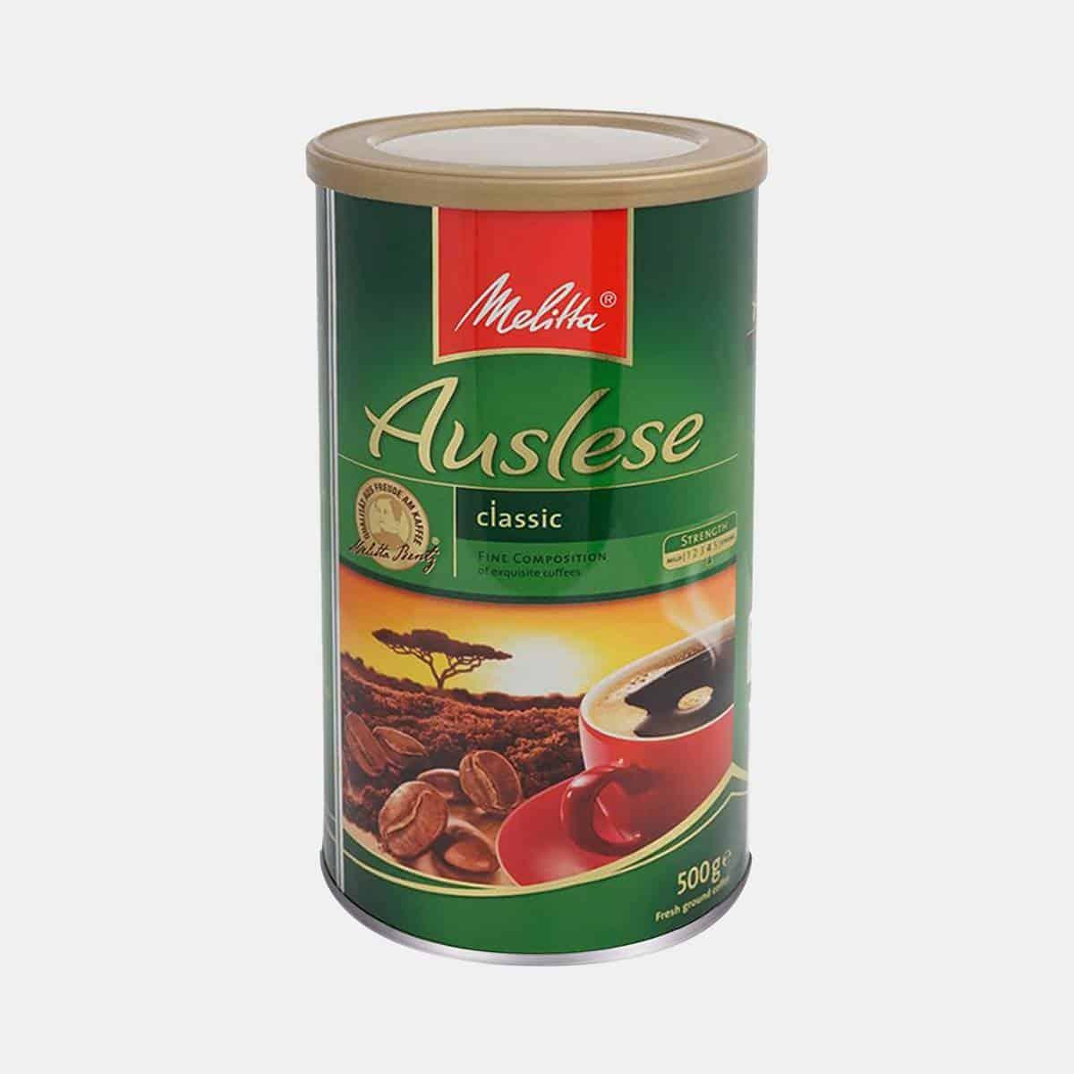 Melitta Auslese Coffee 500g Tin