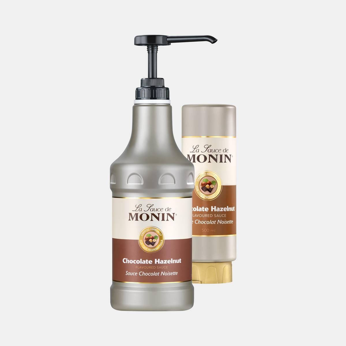 Monin Chocolate Hazelnut Sauce