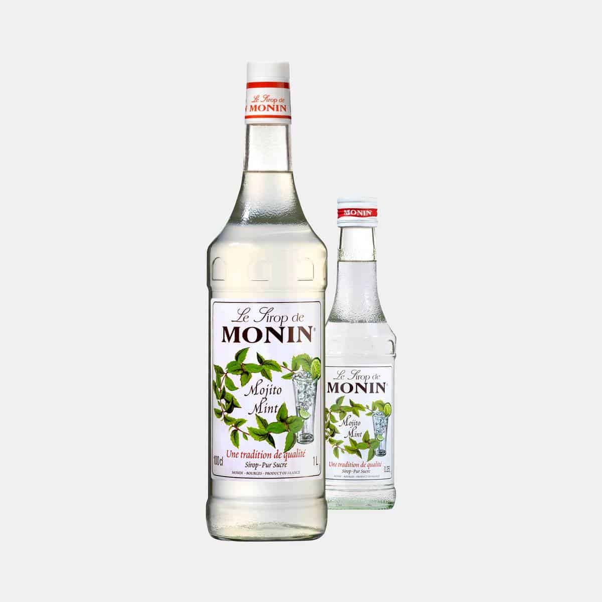 Monin Mojito Mint Syrup
