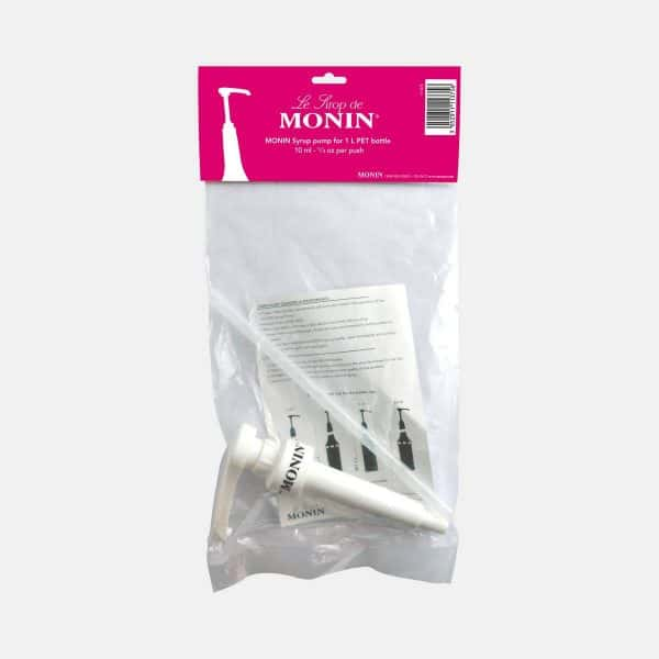 Monin 10ml Syrup Pump for 1 Liter Plastic Bottles