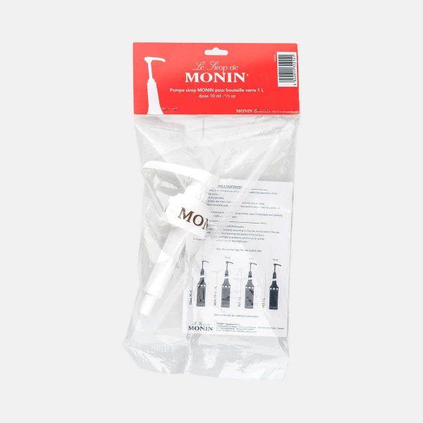 Monin 10ml Syrup Pump for 1 Liter Glass Bottles