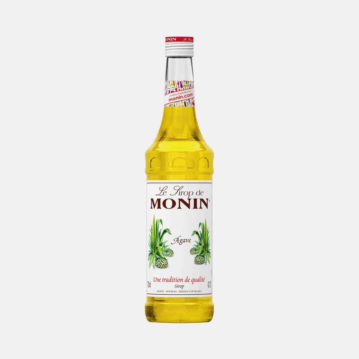 Monin Agave Syrup 700ml Glass Bottle
