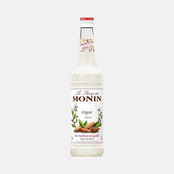 Monin Almond Syrup 700ml Glass Bottle