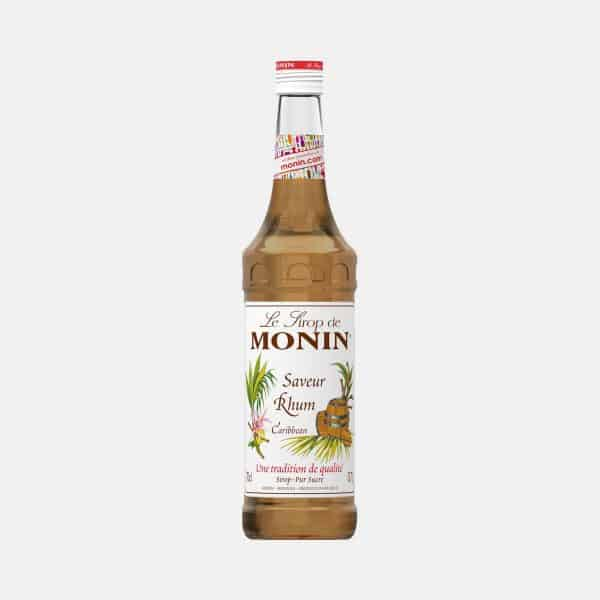 Monin Caribbean Syrup 700ml Glass Bottle