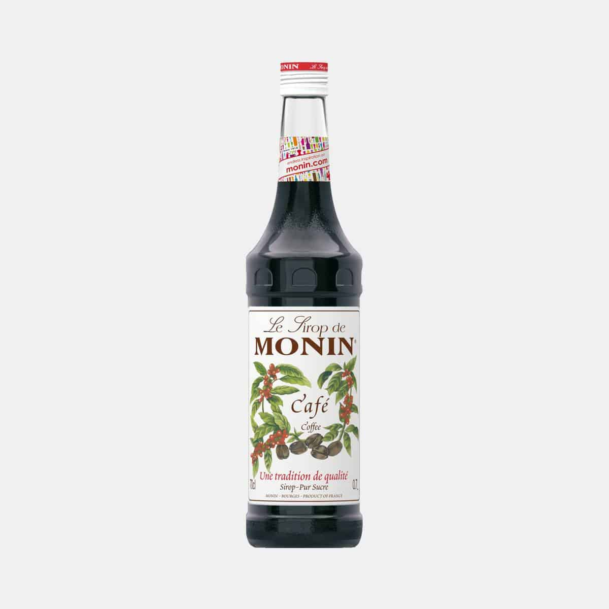 Monin Coffee Syrup 700ml Glass Bottle