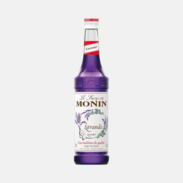 Monin Lavender Syrup 700ml Glass Bottle