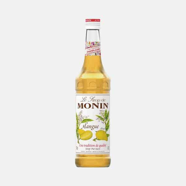 Monin Mango Syrup 700ml Glass Bottle