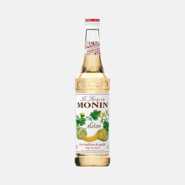 Monin Melon Syrup 700ml Glass Bottle