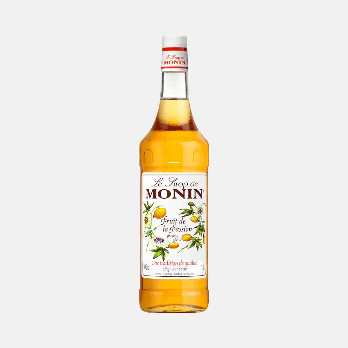 Monin Passion Fruit Syrup 1 Liter
