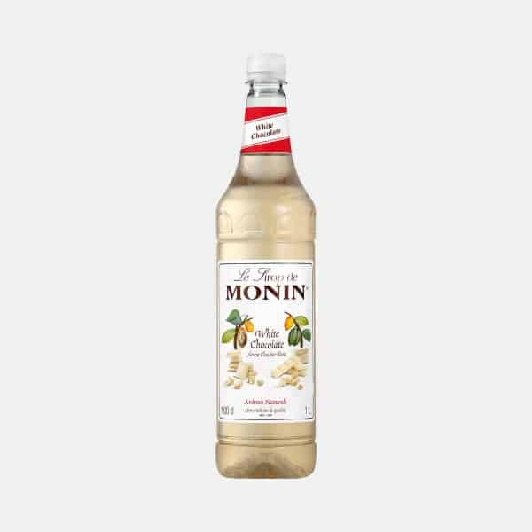 Monin Syrup White Chocolate 1 Liter PET
