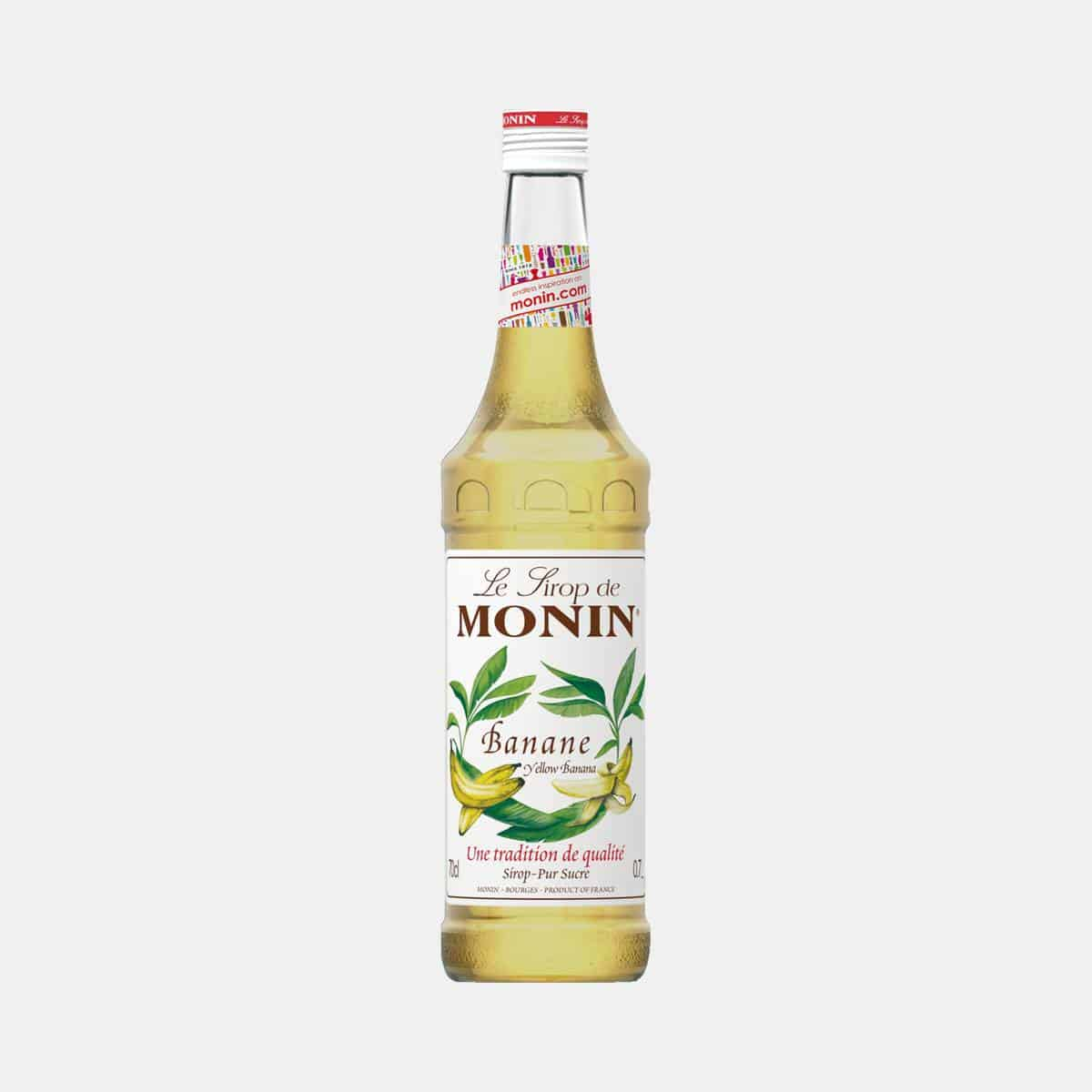Monin Yellow Banana Syrup 700ml