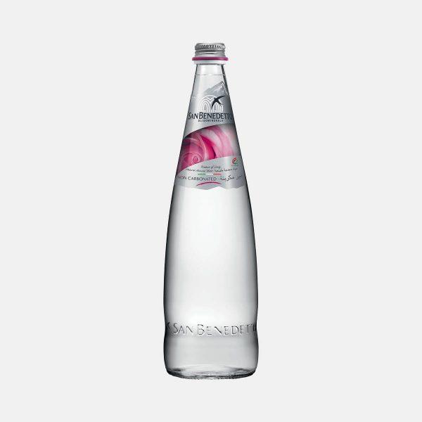 San Benedetto Prestige Bianca Natural Still Mineral Water 1 Liter