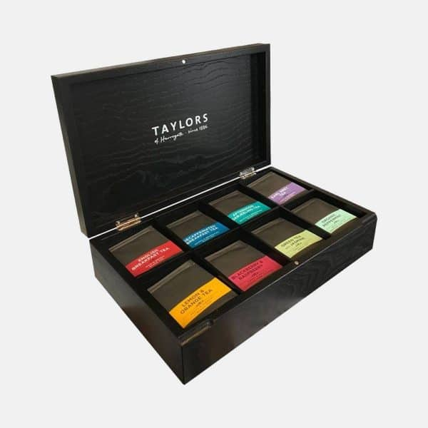 Taylors of Harrogate Assorted Flavors Black Tea Chest