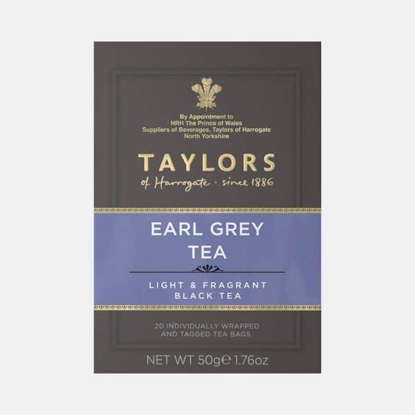 Taylors of Harrogate Earl Grey Tea 50g