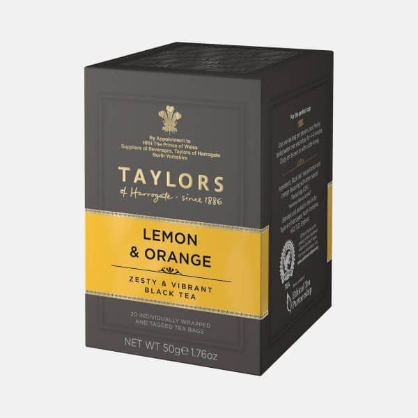 Taylors of Harrogate Lemon & Orange Tea 50g