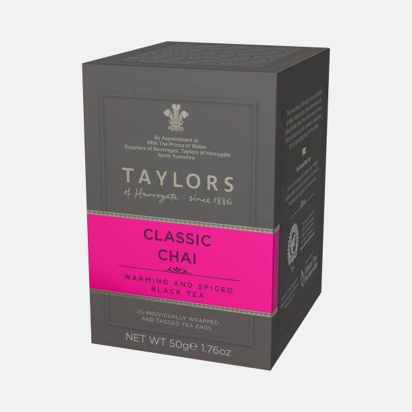 Taylors of Harrogate Classic Chai 50g