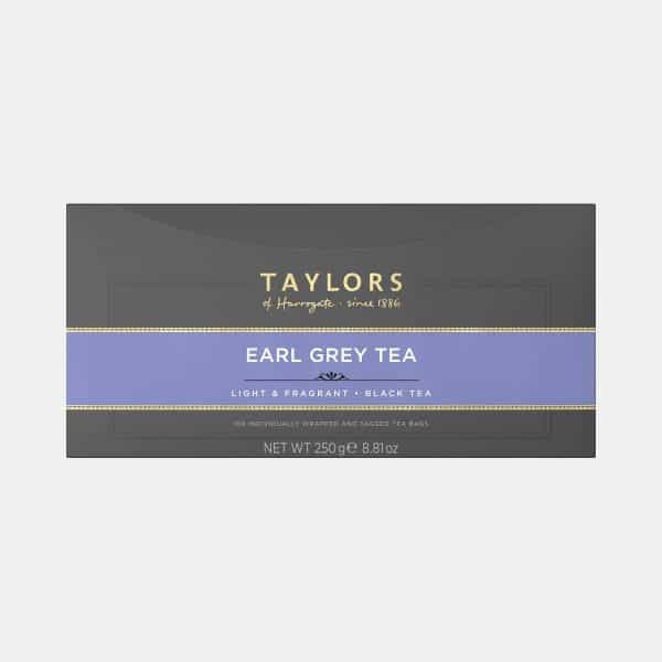 Taylors of Harrogate Earl Grey Tea 250g
