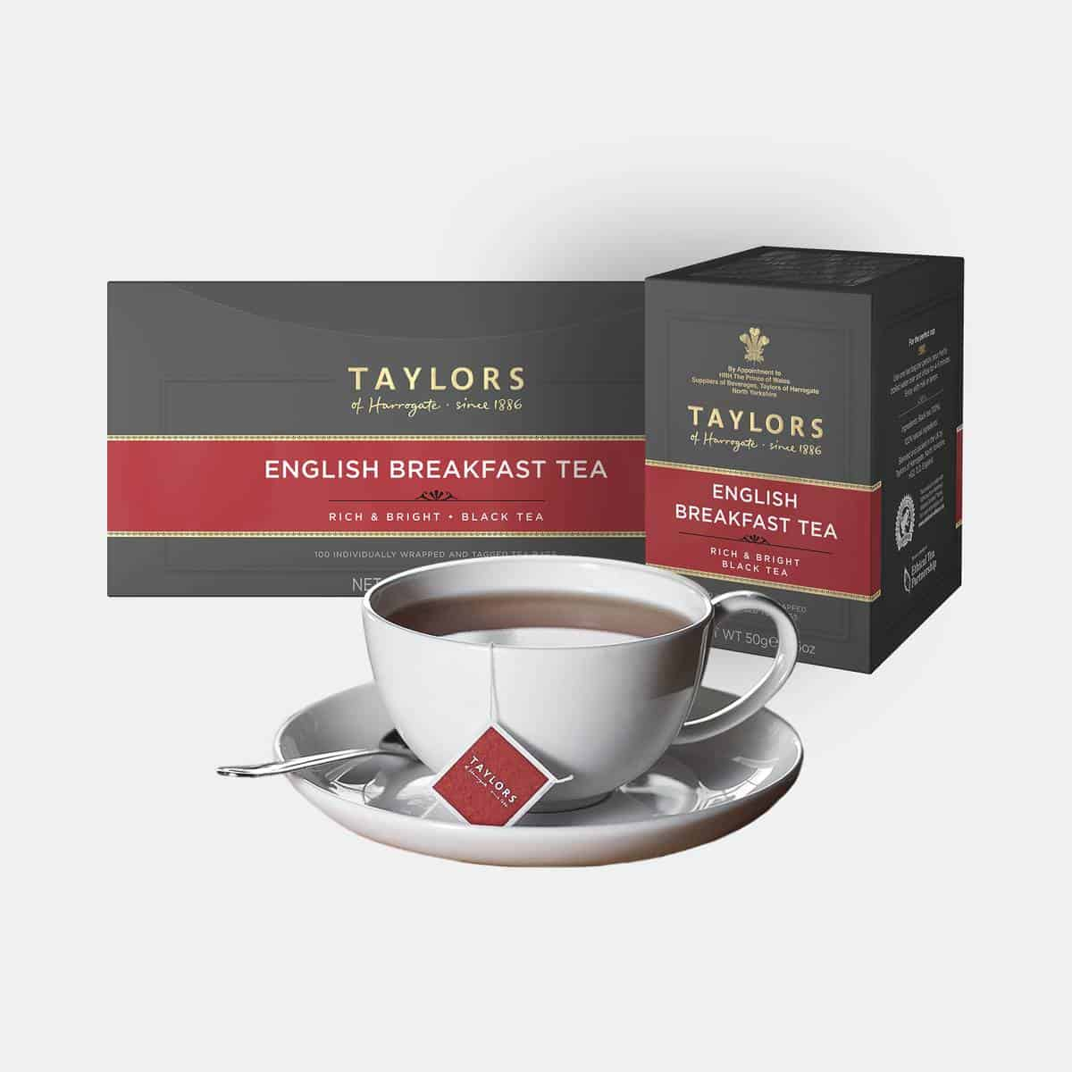 Taylors of Harrogate English Breakfast Tea