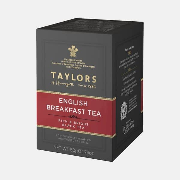 Taylors of Harrogate English Breakfast Tea 50g