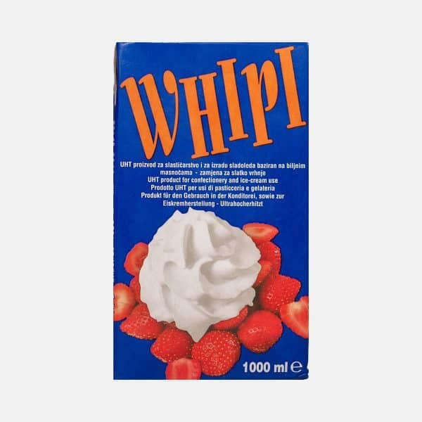 Whipi Plus Cream 1 Liter