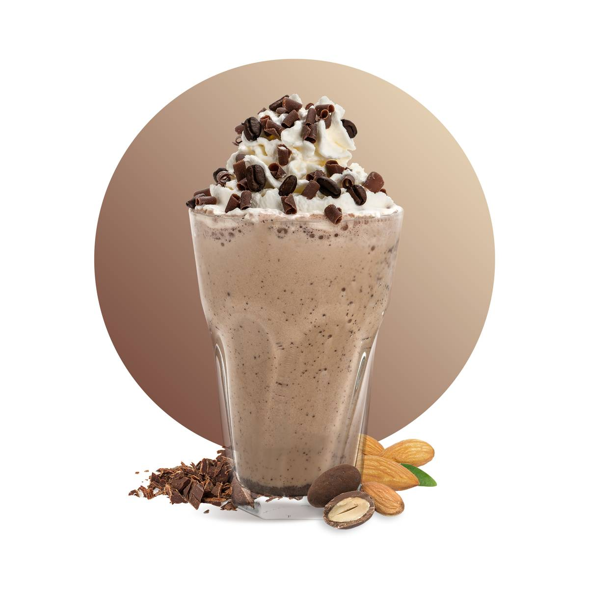 Almond Chocolate Drink