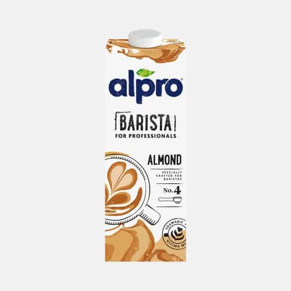 Alpro Almond Milk Barista For Professionals 1 L