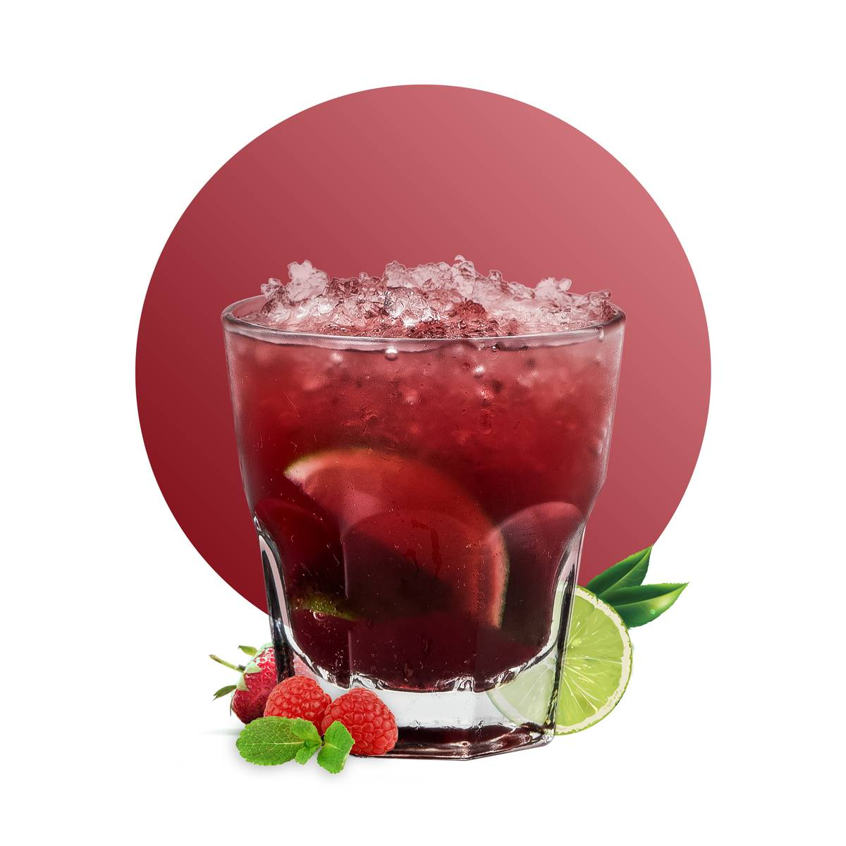 Berry Lemonade Drink Recipe