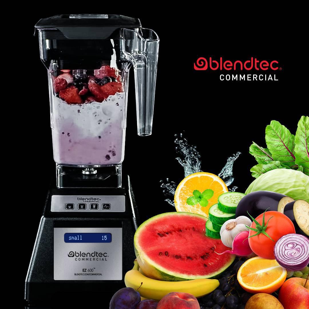 Blendtec EZ 600 3HP Commercial Blender