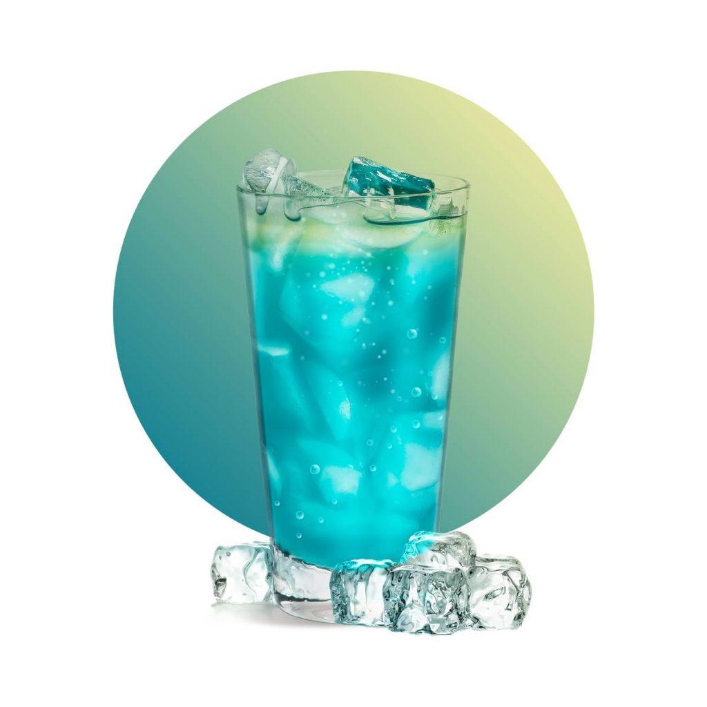 Blue Passion Fizzy