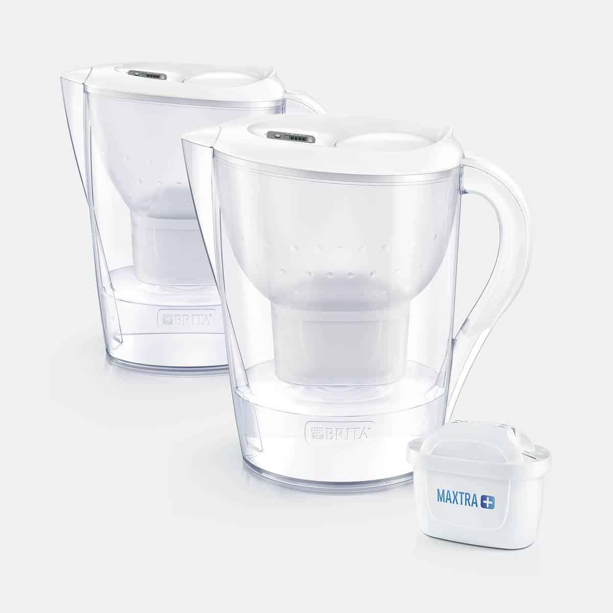 BRITA Marella Memo White Water Filter Jugs