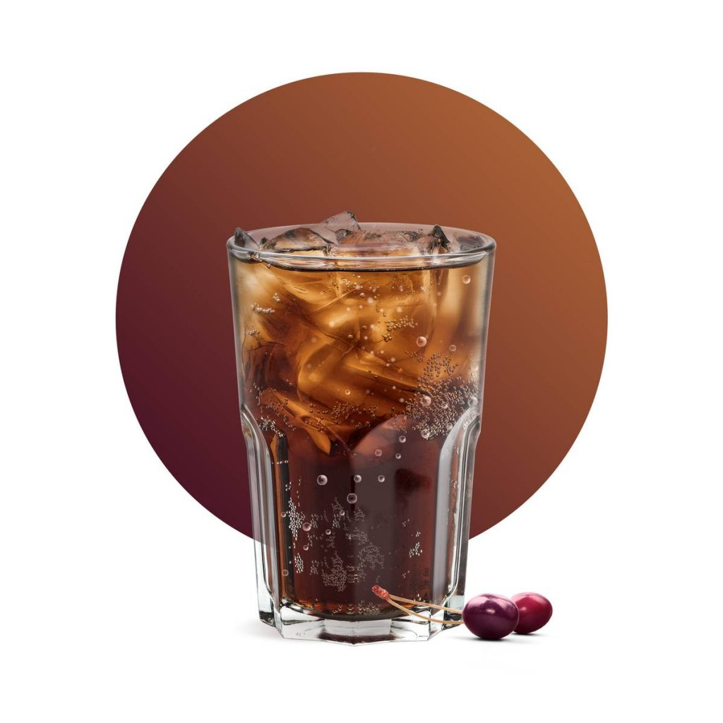 Cherry Cola Drink