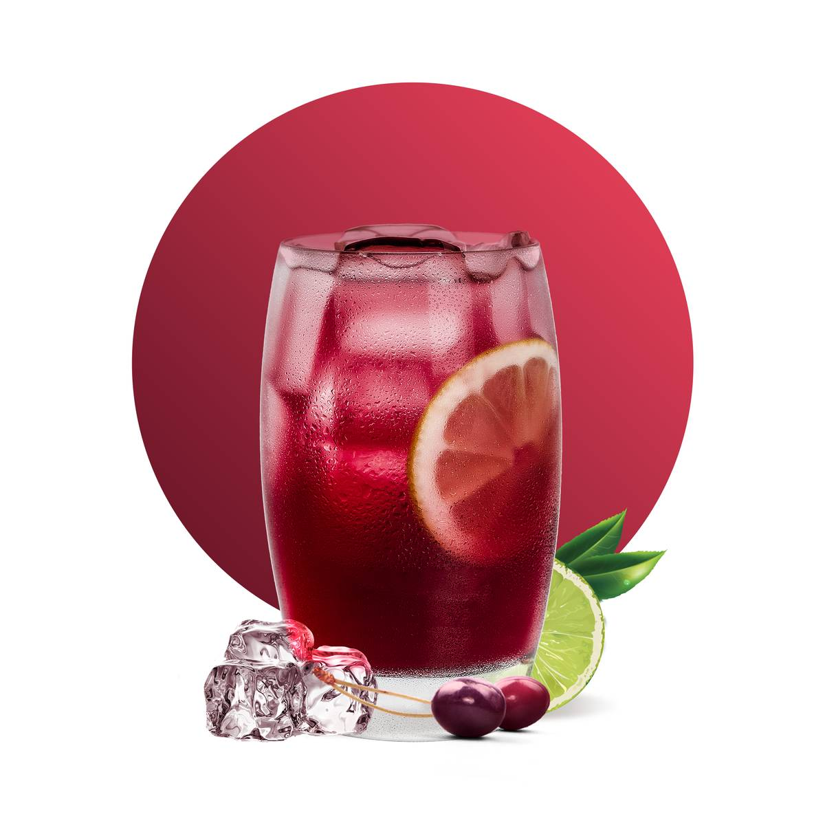 Cherry Lemonade Drink Recipe