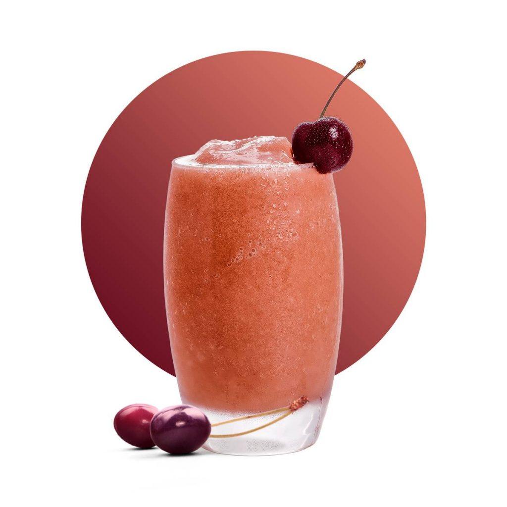 Cherry Smoothie Drink Recipe