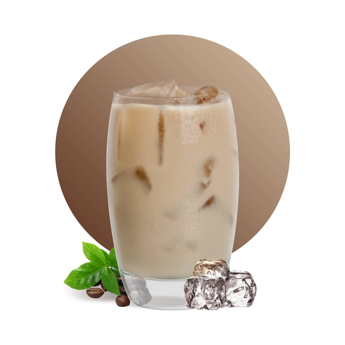 Creamy Iced Coffee Drink Recipe