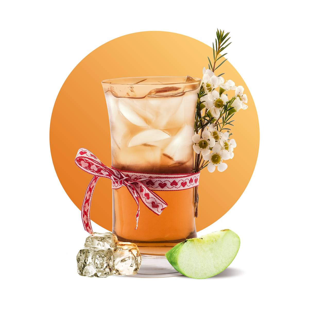 Elderflower Apple Fizz Drink Recipe