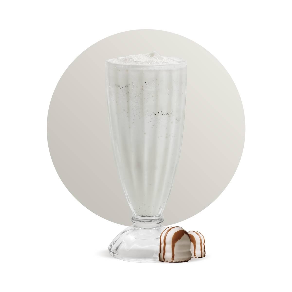 French Vanilla Milkshake Drink Recipe