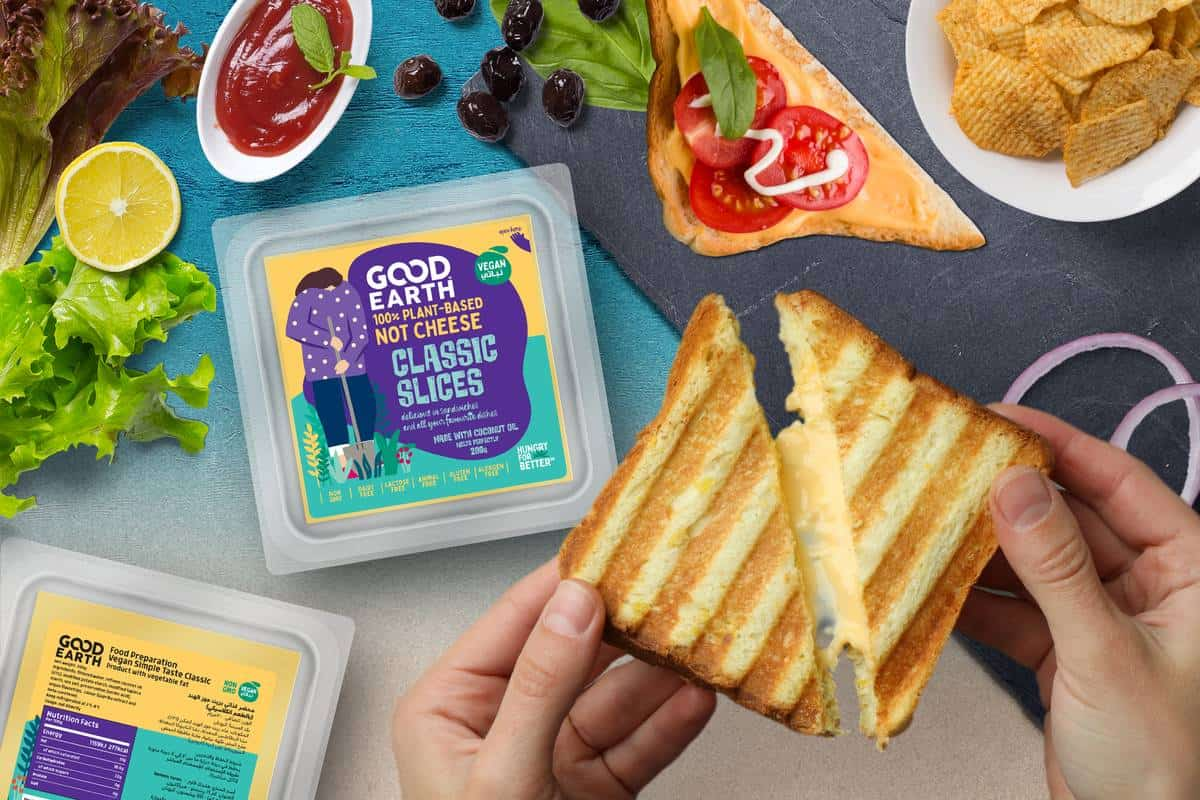 Good Earth Vegan Classic Slices