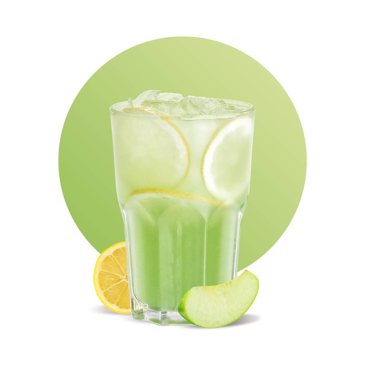 Green Apple Lemonade Drink Recipe