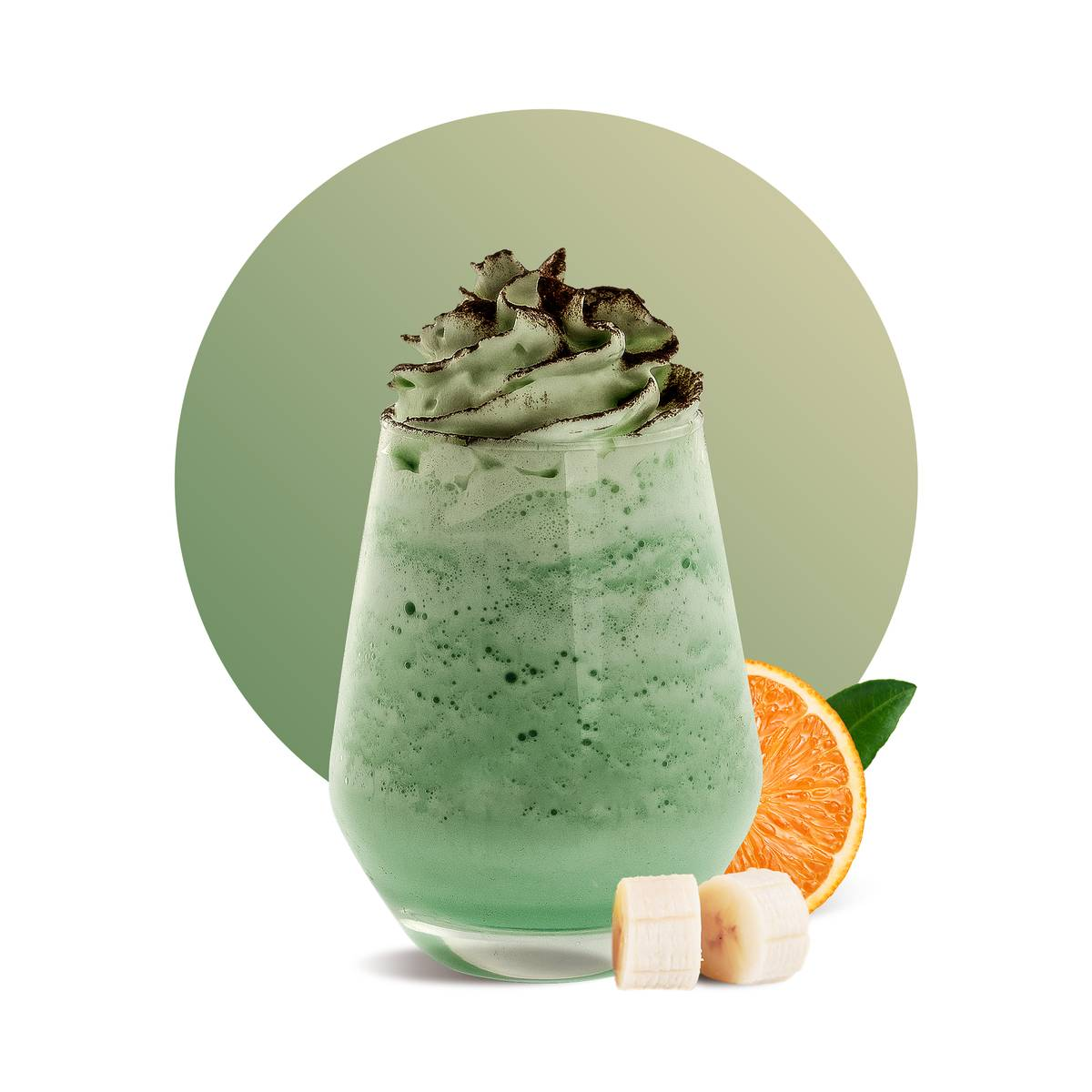 Green Coral Drink Recipe