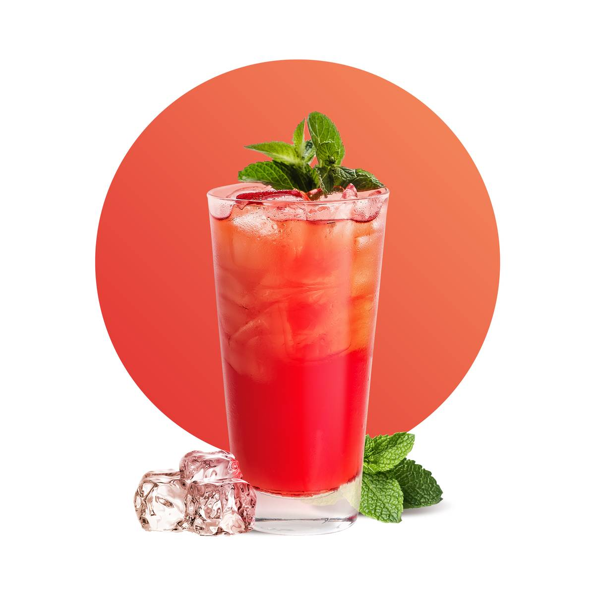 Grenadine Booster Drink Recipe