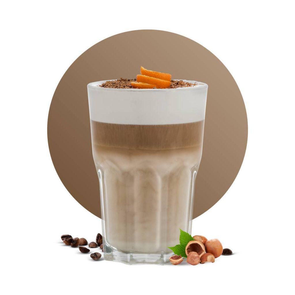 Hazelnut Sugar Free Latte Drink Recipe