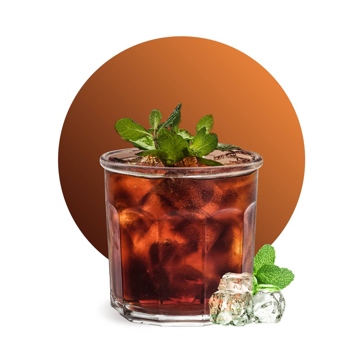 Herbal Way Mint Cold Brew Drink Recipe